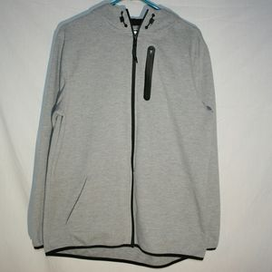 Russell Athletic Fusion Knit Hoodie Sweatshirt